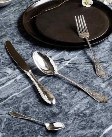 Sølv & Plettbestikk